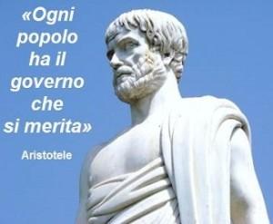 Aristotele frase