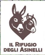 Il rifugio degli asinelli logo