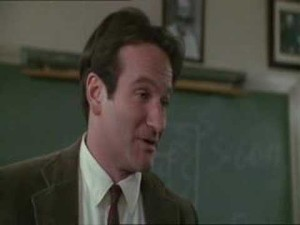 Robin Williams L'attimo fuggente