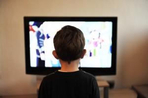TV e bimbo