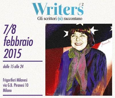 Writers #2 invito 400