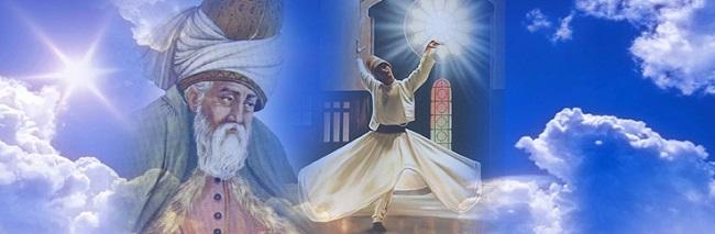 Rumi e dervisci rotante 700