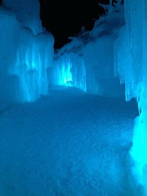 Elemento Acqua Grotte di ghiaccio 300