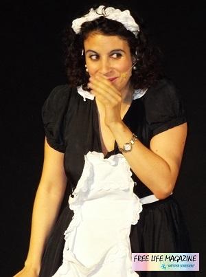 Silvia Laniado, soprano lirico 300