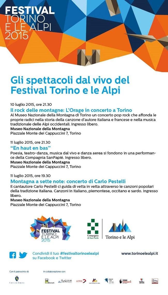 Torino e le alpi - spettacoli dal vivo 650x1100