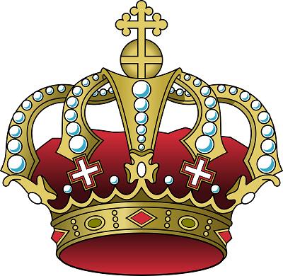 Il gigante nel paese dei nanetti_corona del Re