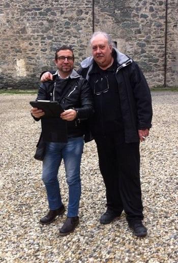 Massimiliano Maresca e Pippo Ferrara