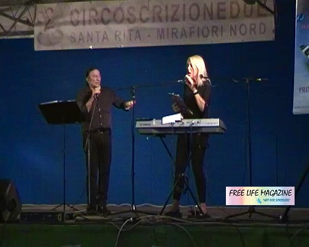 Gianni Greco e Sabrina Ghezzo