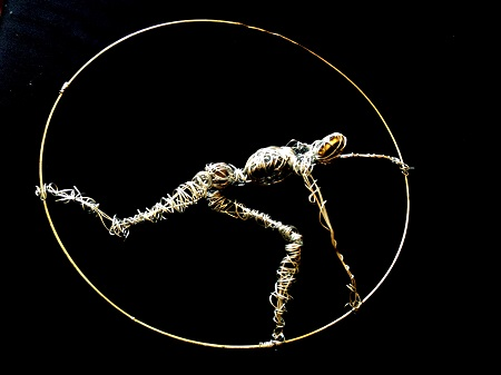 metal wire  35cm35cm2cm trying to separate from the physical body (4) 450