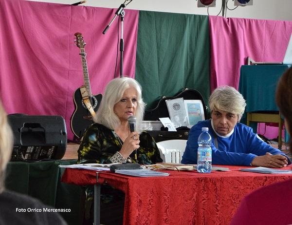 Francesca Manzone e Nicoletta Viali