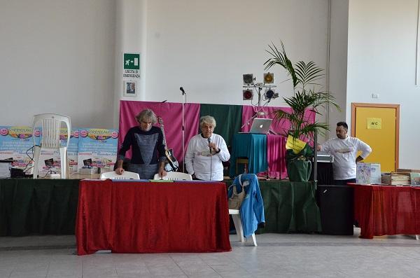 Fabrizio Ferracin presentato da Nicoletta Viali