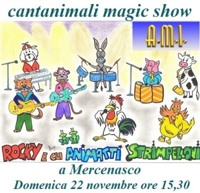 Cantanimalimagicshow_logo AMI_Sorrisiland