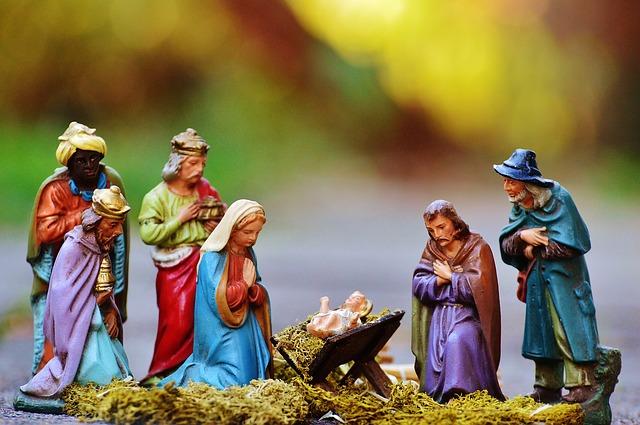 Arriva il Natale_presepe