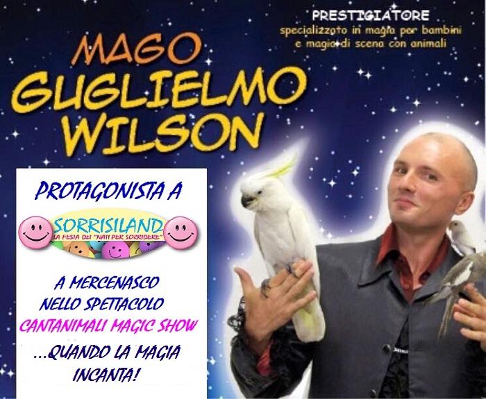 Mago Guglielmo Wilson_700