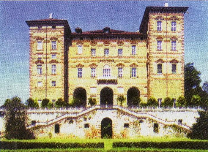 Castello Ducale Agliè_700