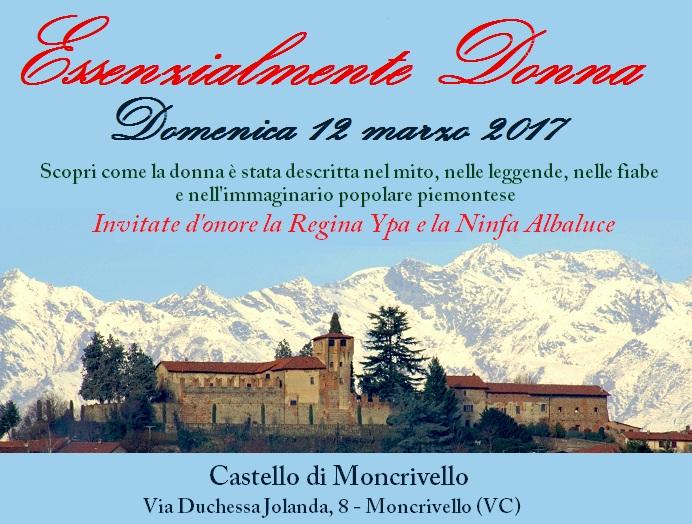 Festa della donna Moncrivello