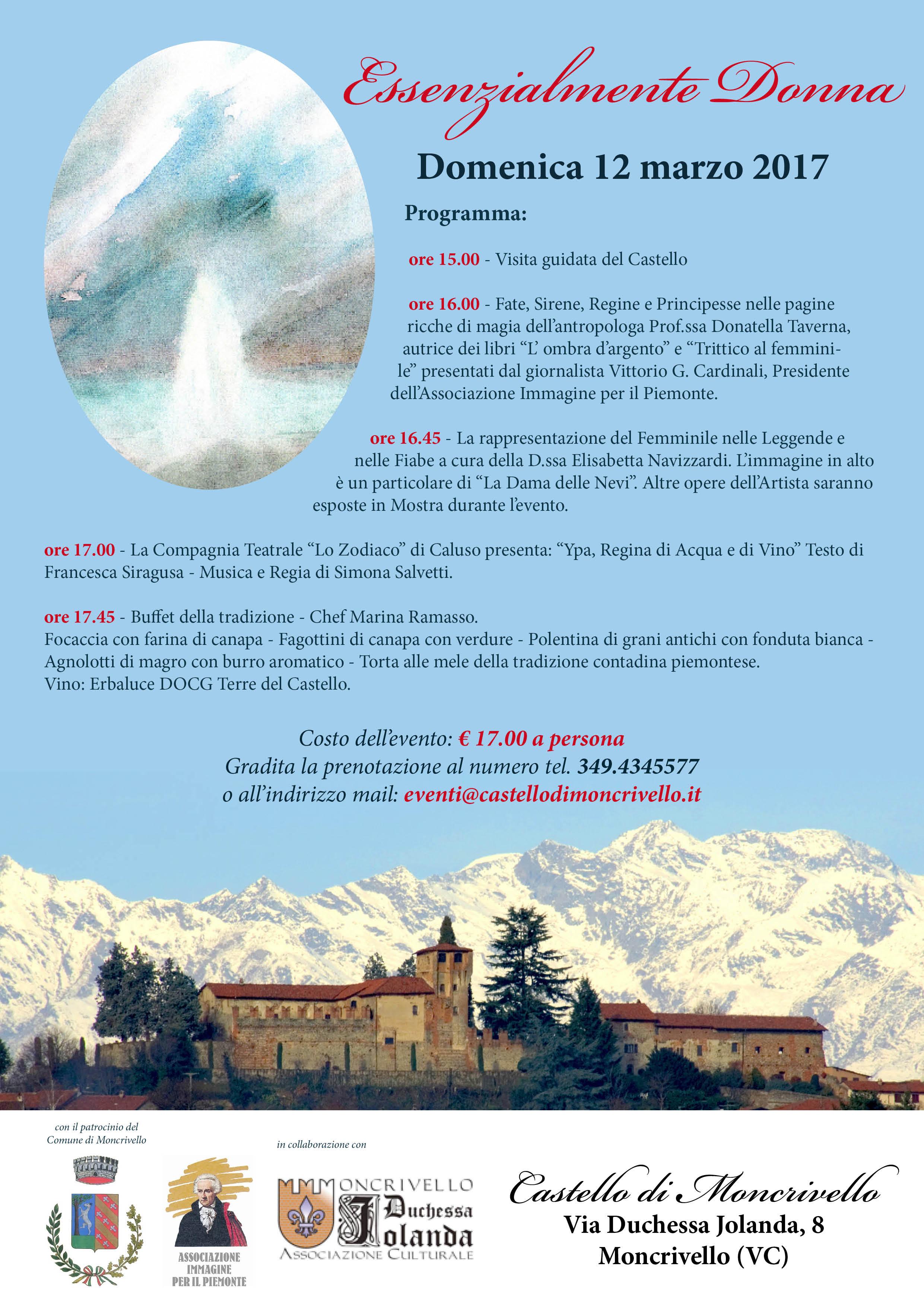 Castello di Moncrivello12 marzo 2017