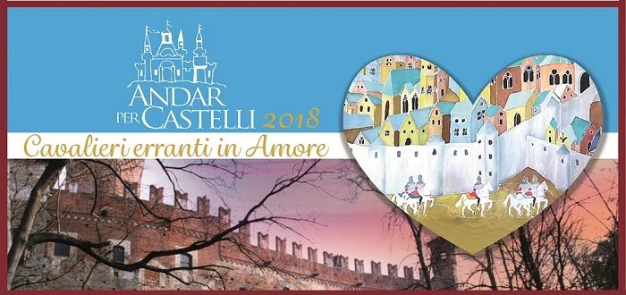 Andar per Castelli 2018 - immagine presentazione