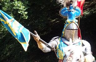 I Cavalieri e gli alti ideali