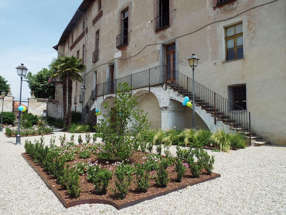 22 settembre_Castello di Foglizzo Giardino