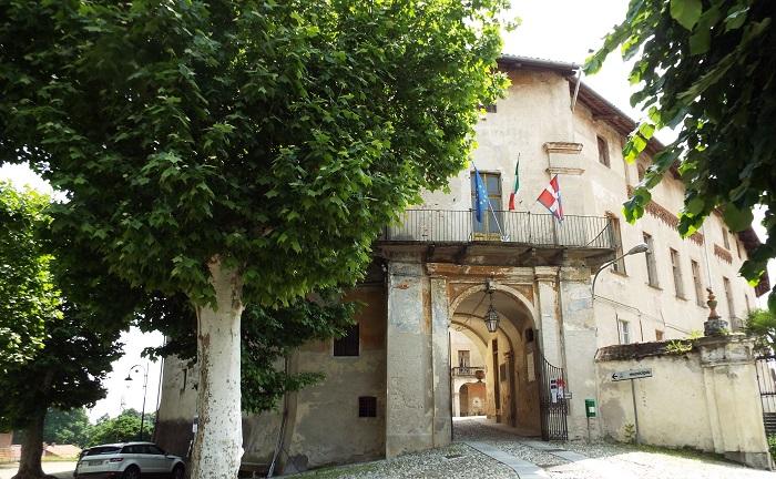 22 settembre 2018_Castello di Foglizzo Ingresso