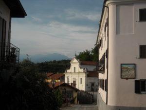 Centro e Pinacoteca Raissa Gorbaciova di Torre Canavese