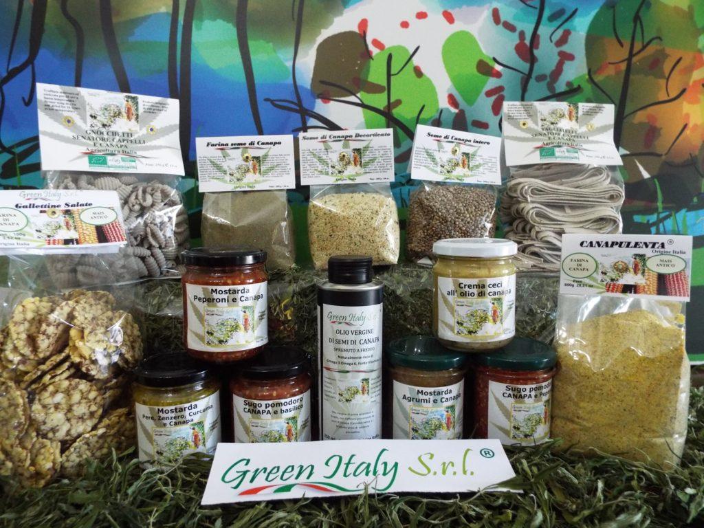 Green Italy SrL_linea salata