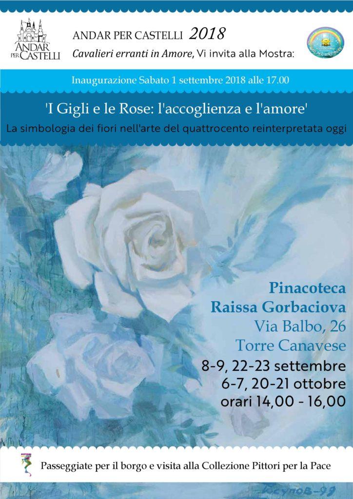 I Gigli e le Rose: l'accoglienza e l'amore - Locandina