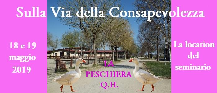 Sulla Via della Consapevolezza_la location