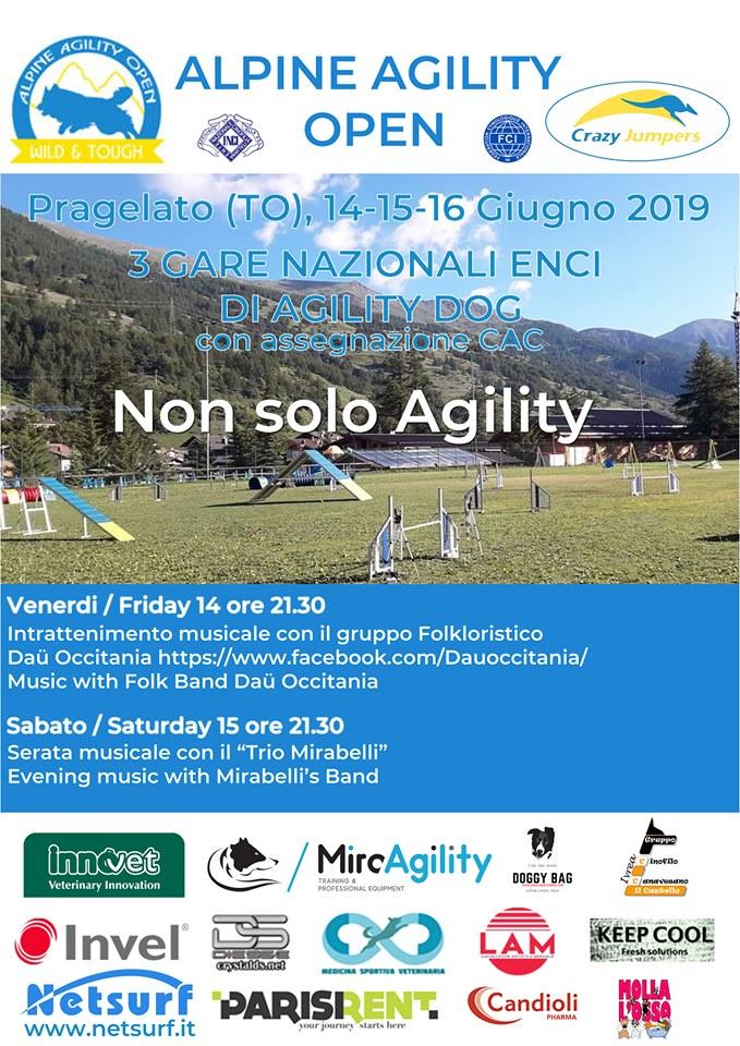 Alpine Agility Dog Festa-vacanza