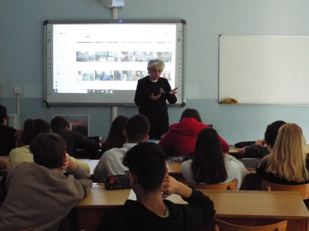 Collegio San Giuseppe, I Liceo scientifico 2019