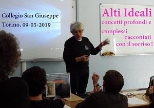 LEonora e Gualfredo nelle scuole - 9 05 2019