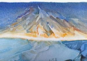 Luce in mostra - Eugenio Gabanino, Montagna di luce 300