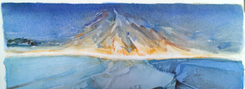 Luce in Mostra -Eugenio Gabanino, Montagna di luce