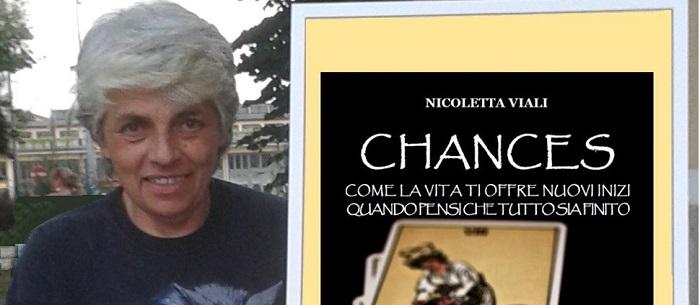 Nicoletta Viali - Chances copertina