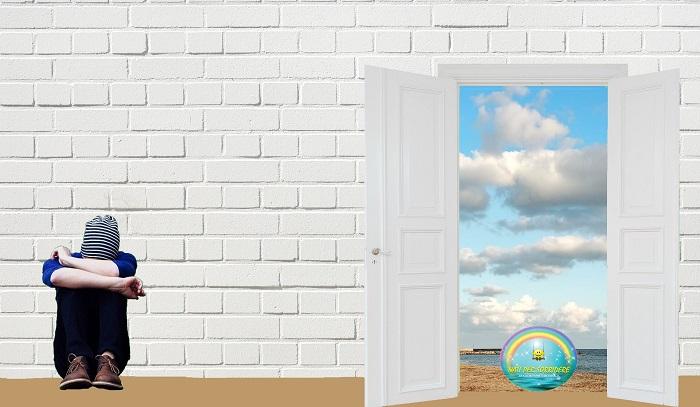 Spalle al muro occorre cambiare visione